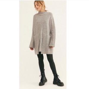 Free people Zoe Wool Sweater Swit Dress
